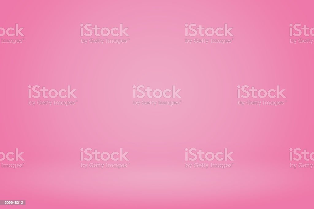 <b>Pink Gradient Abstract Background</b> Copy Space Stock Illustration ...