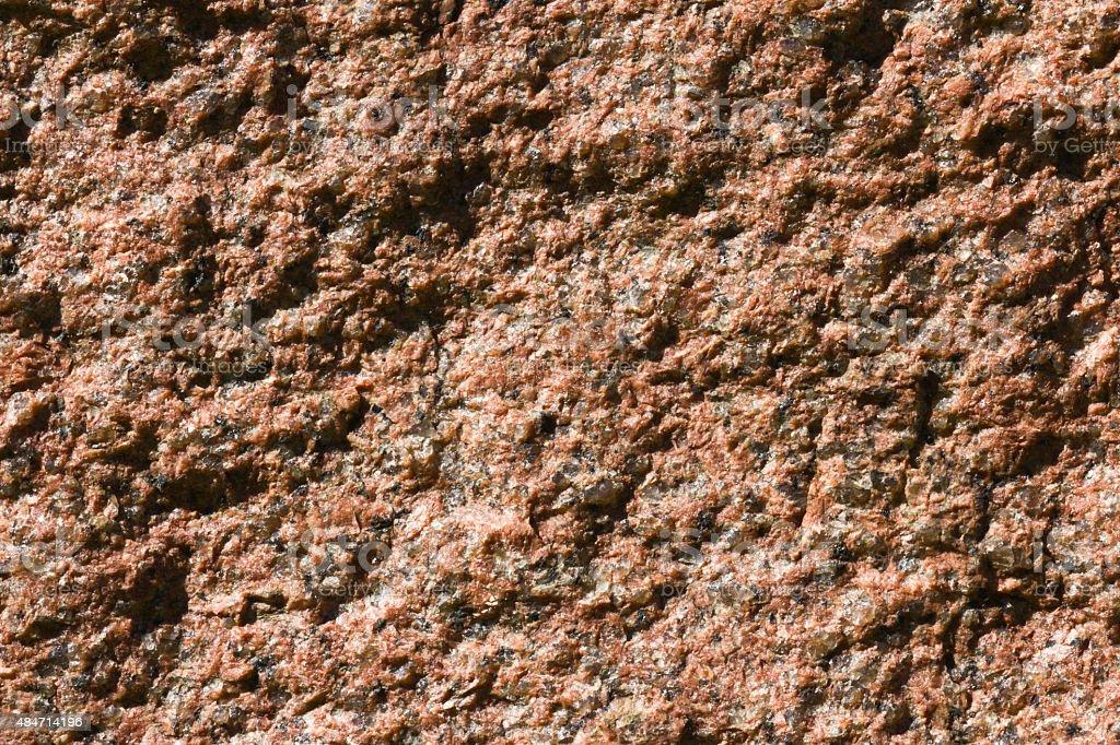 Rose arrière-plan en granit photo libre de droits