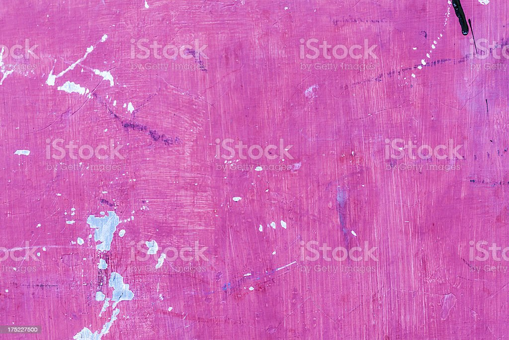 Pink Grunge Wall Background royalty-free stock photo
