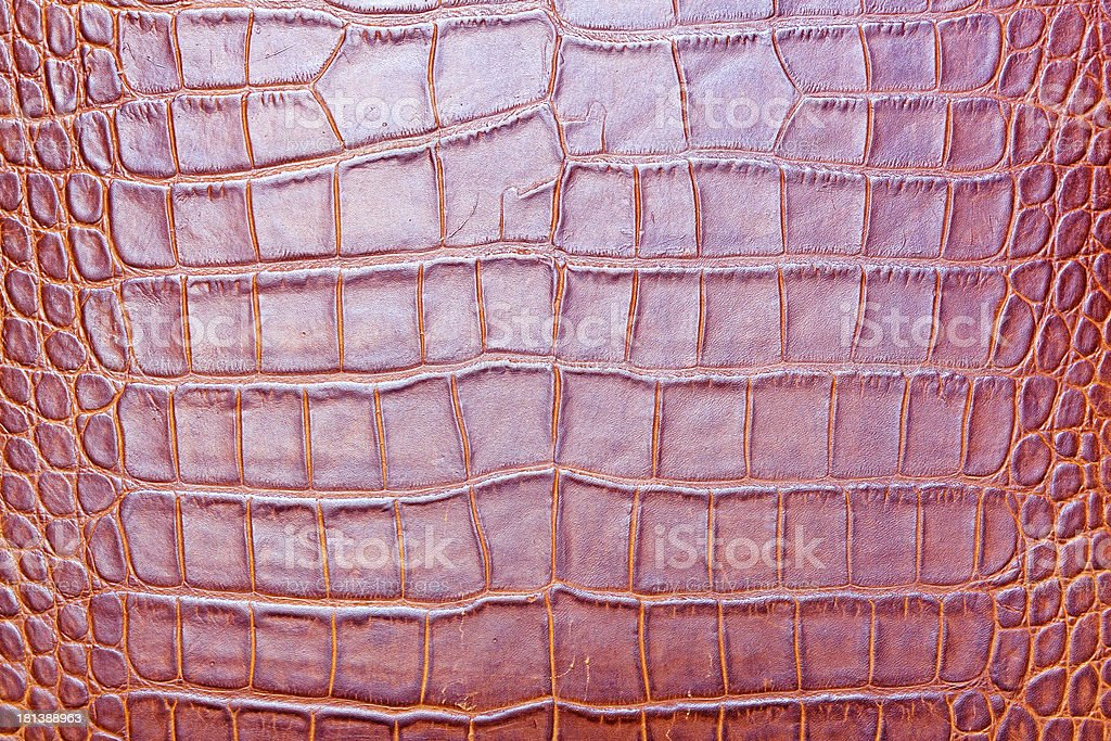 Pink leather background royalty-free stock photo