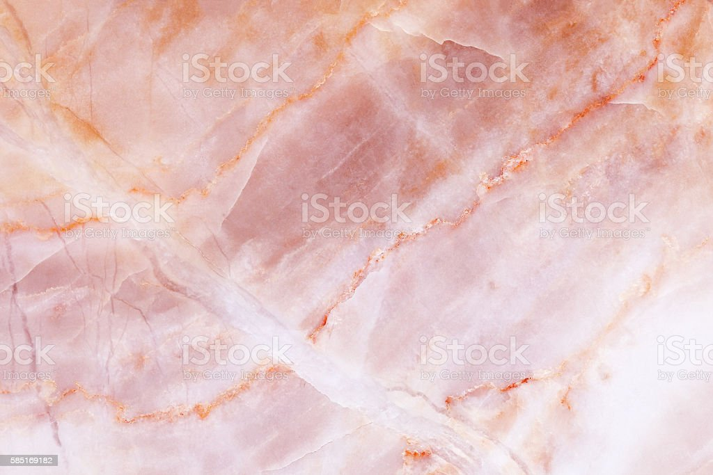 pink marble texture for pattern and background stock photo