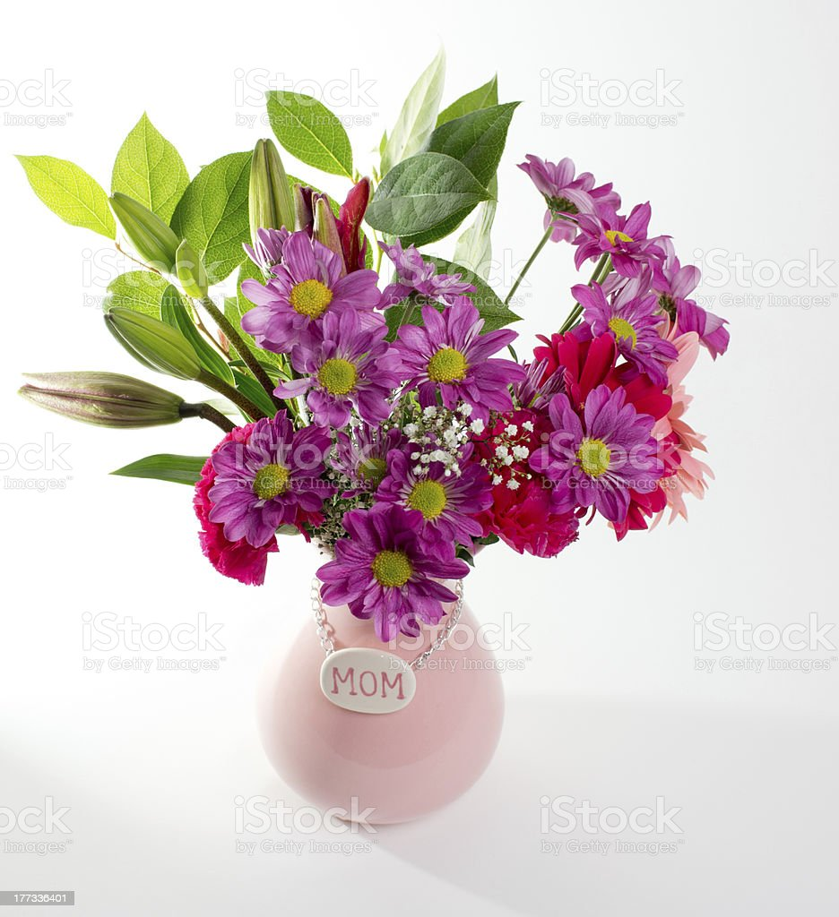 Pink Mothers Day Flowers Stock Photo 177336401 Istock