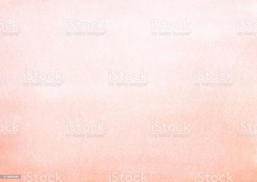 Pink Orange Backgrounds Watercolor Painting Abstract vector art illustration