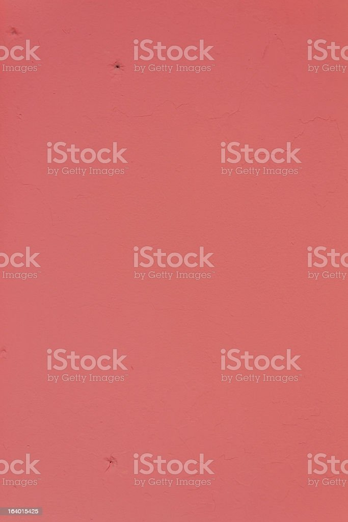Pink paint for concrete surface. royalty-free stock photo