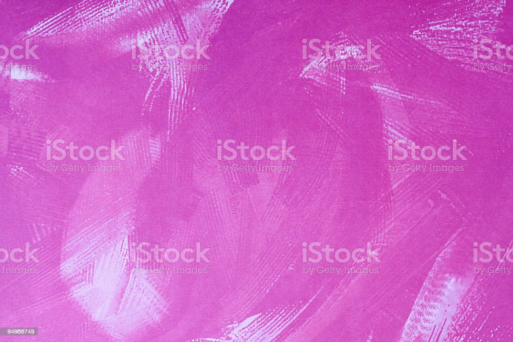 Pink painted effect paper royalty-free stock photo