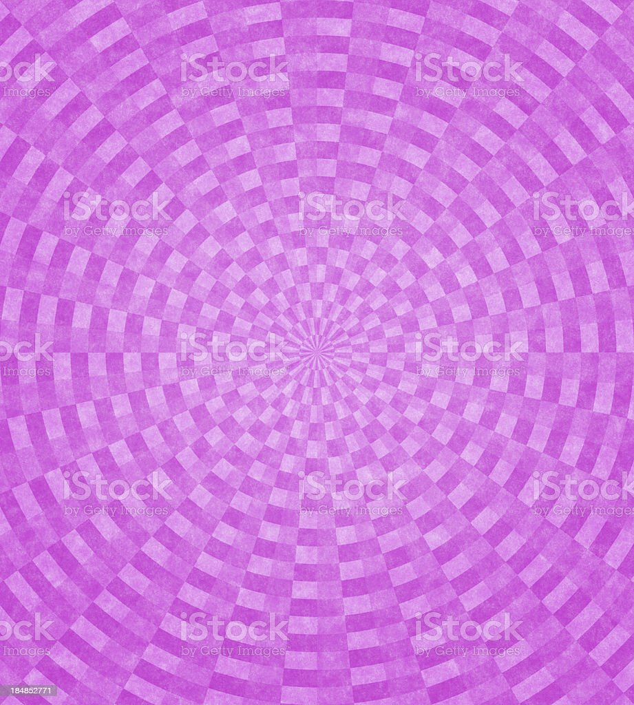 pink paper with shaded circle pattern royalty-free stock vector art
