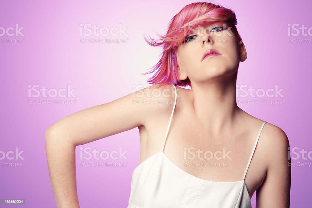 Pink Perfection royalty-free stock photo