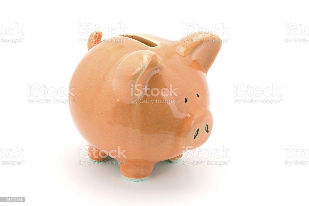 ピンクピギー銀行ます。 ロイヤリティフリーストックフォト