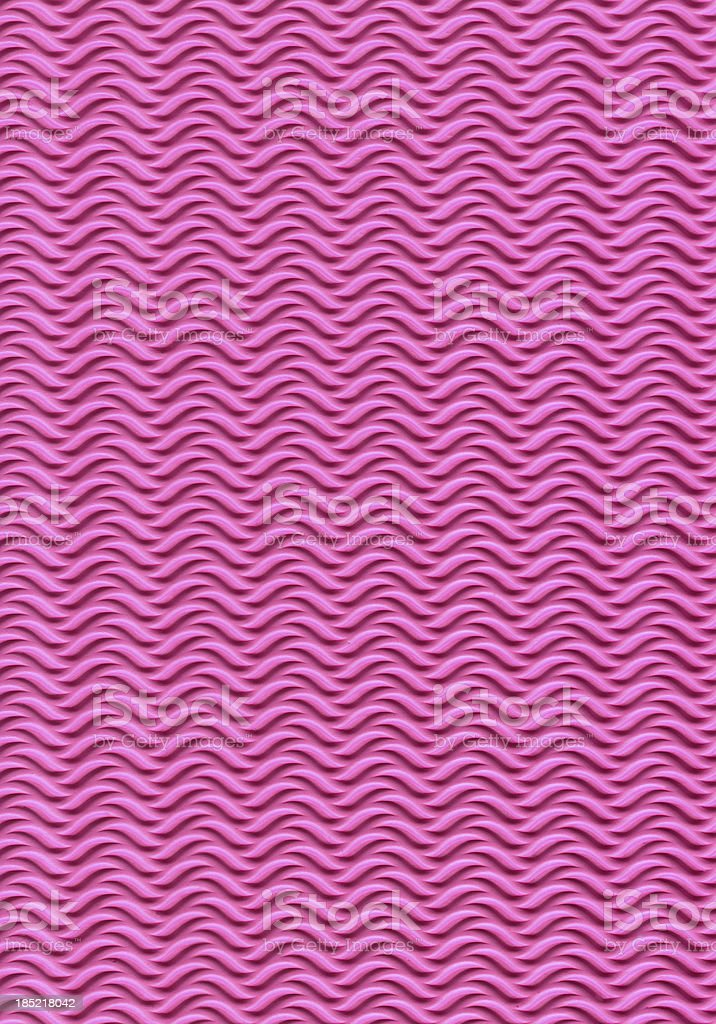 Pink Plastic Patterned Texture royalty-free stock photo