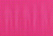Pink Plastic Texture Background