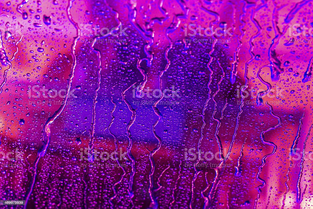Pink purple Wet Background royalty-free stock photo