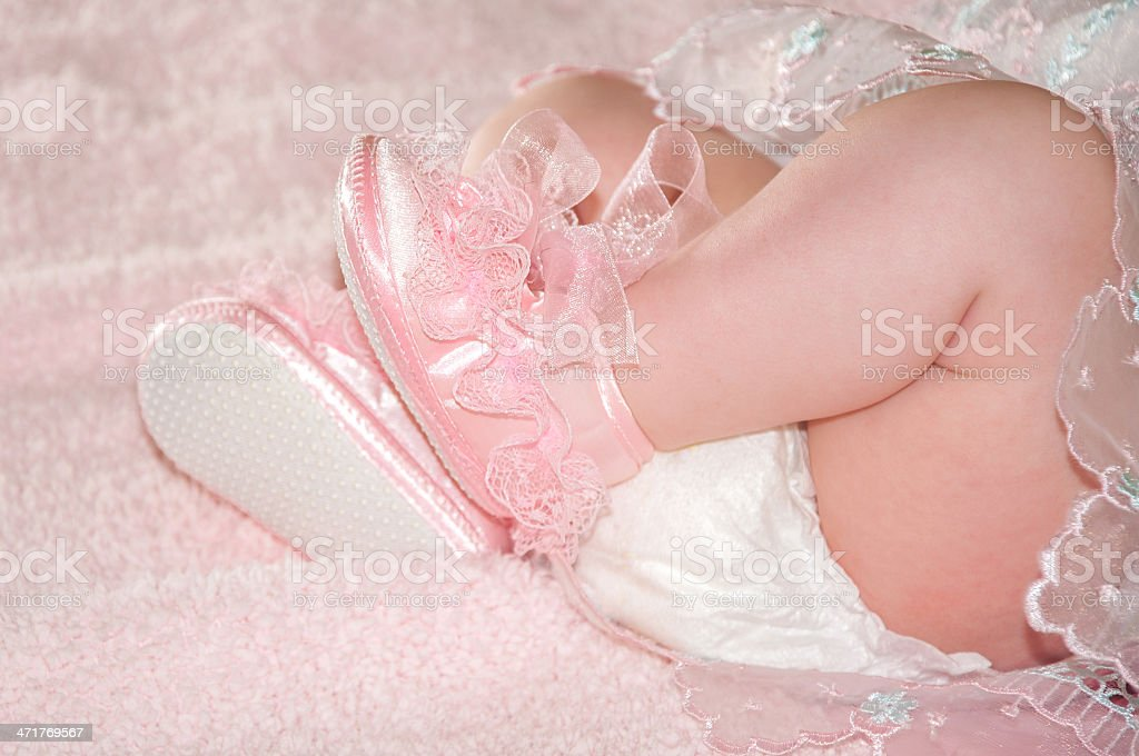 Pink soft royalty-free stock photo