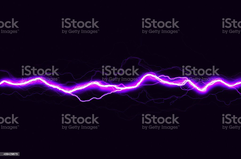 Pink Spark stock photo