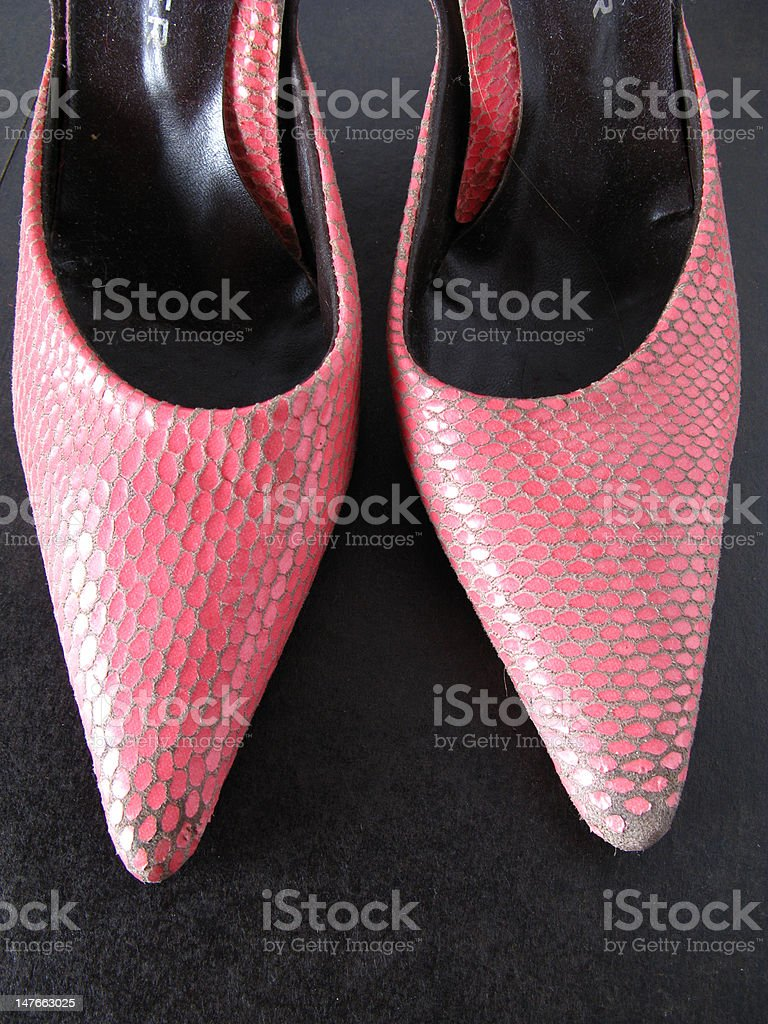 pink style royalty-free stock photo