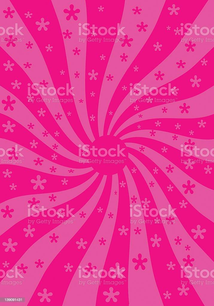 pink swirl background(1) stock photo