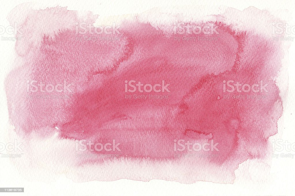 pink texture watercolor stock photo