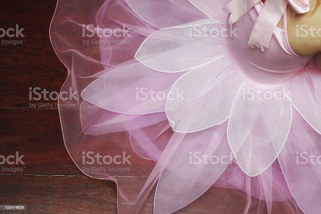 Pink Tutu stock photo