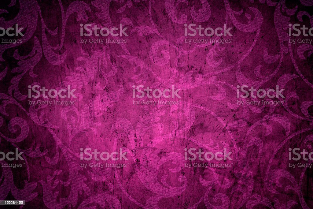 Pink Victorian Background royalty-free stock photo