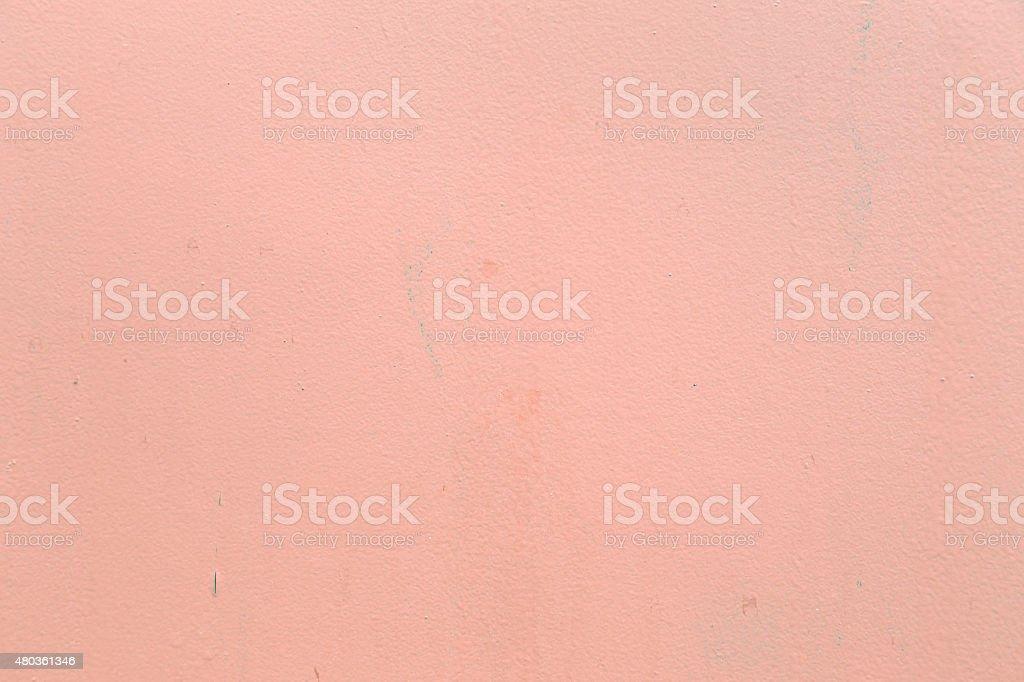 Pinkish concrete wall background royalty-free stock photo
