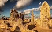 Pinnacles Desert in Australien
