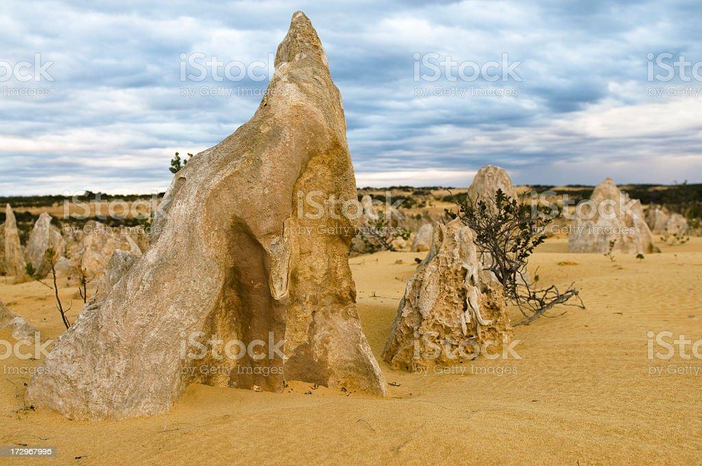 Pinnacles National Park stock photo