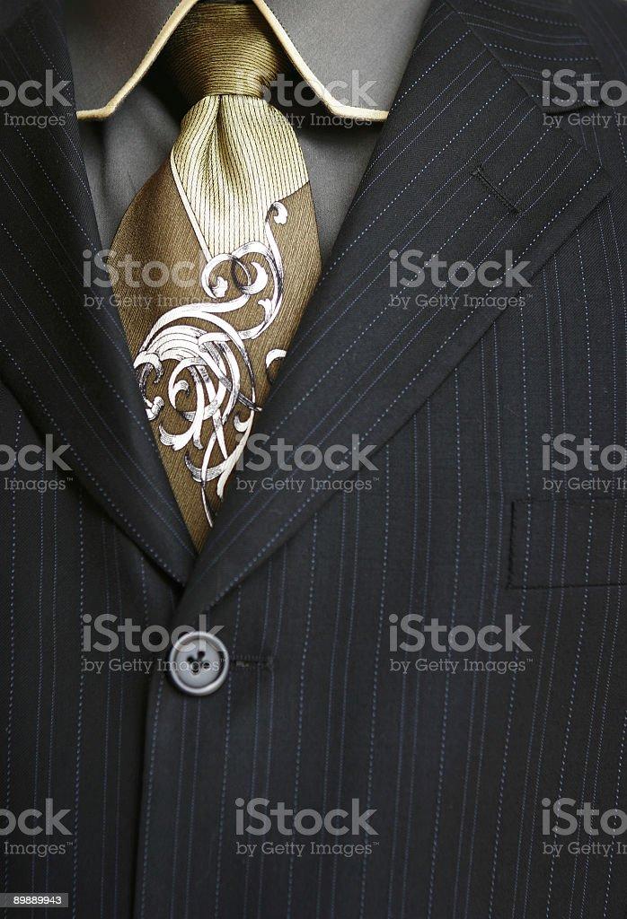 Pin-Stripe stock photo