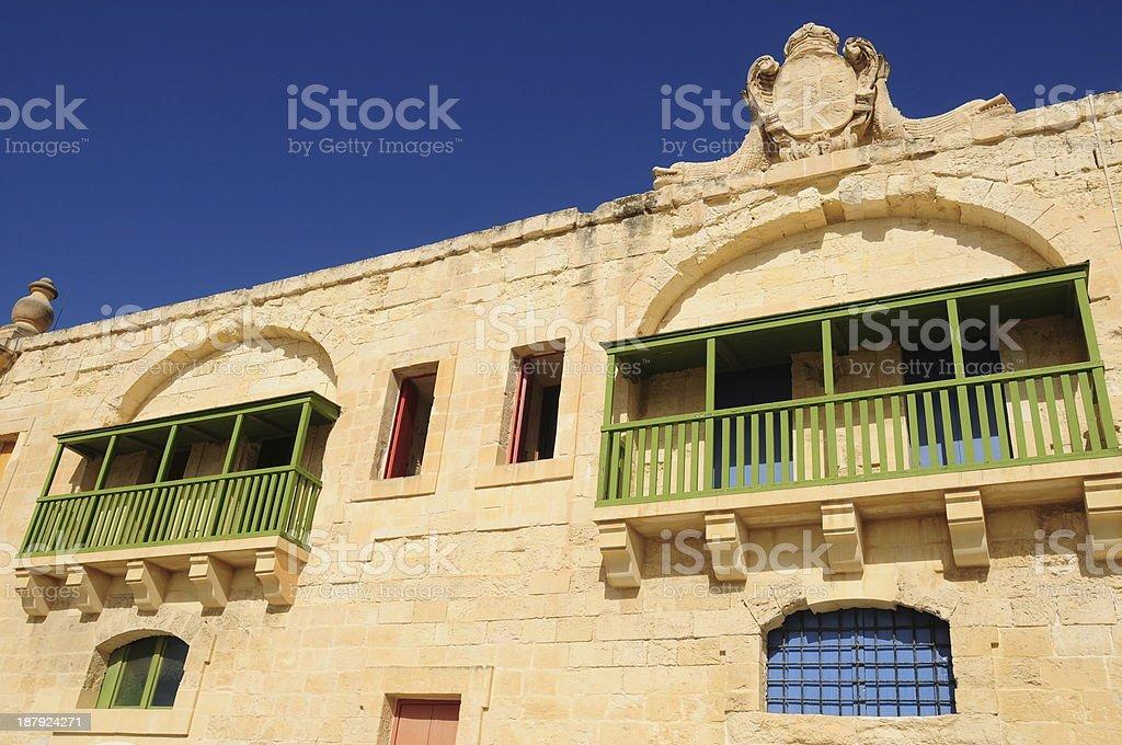 Pinto Wharf, Valletta, Maltese Islands. stock photo