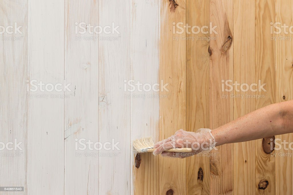 pintor stock photo