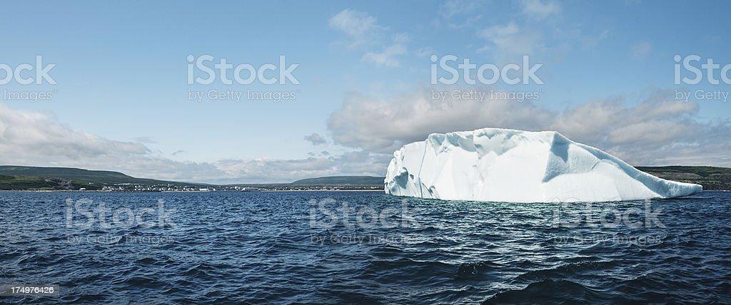 Pinware Iceberg stock photo