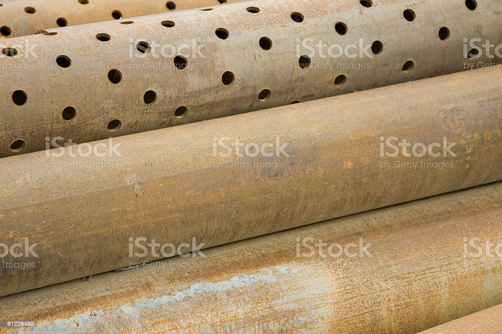 Pipe background royalty-free stock photo