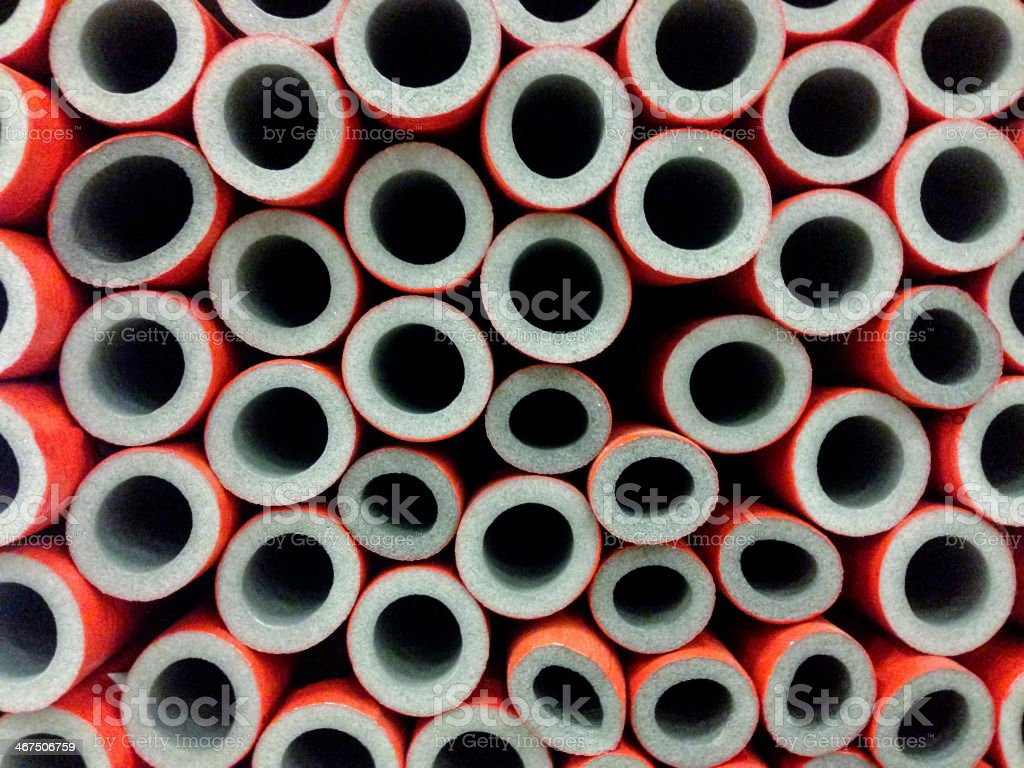 Pipe backgrounds stock photo