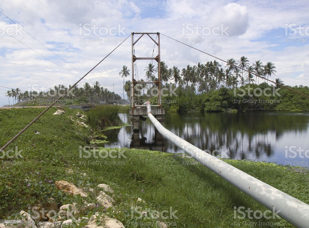 Pipe line royalty-free stock photo