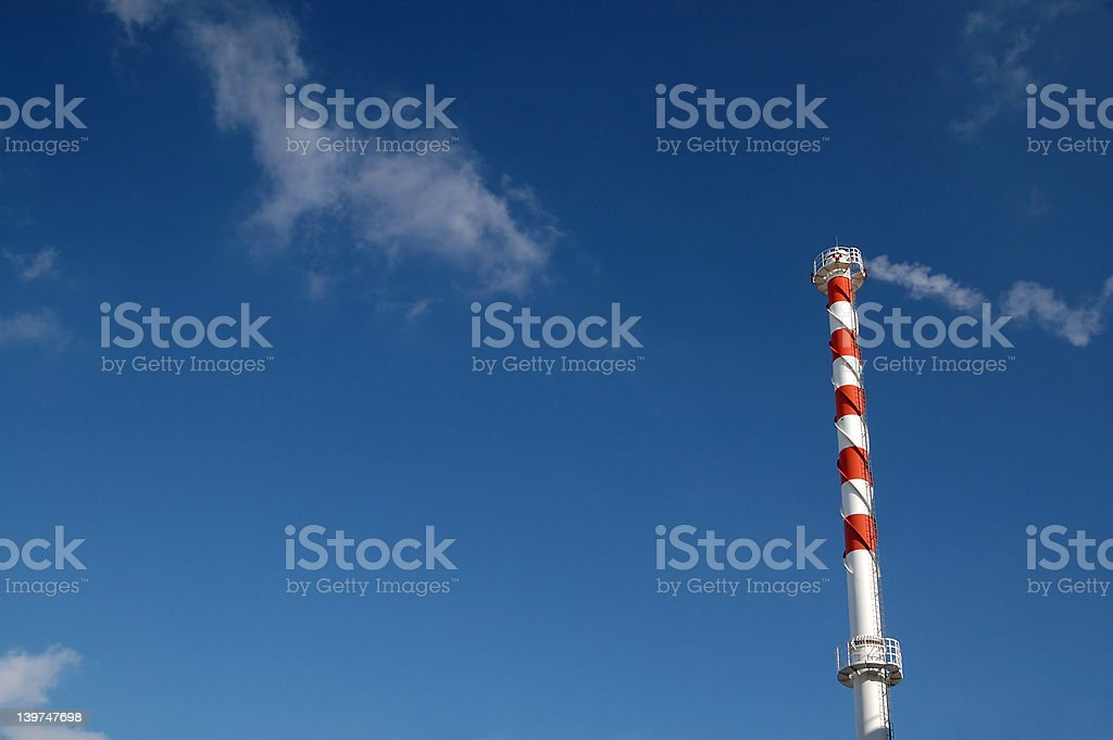 Pipe royalty-free stock photo