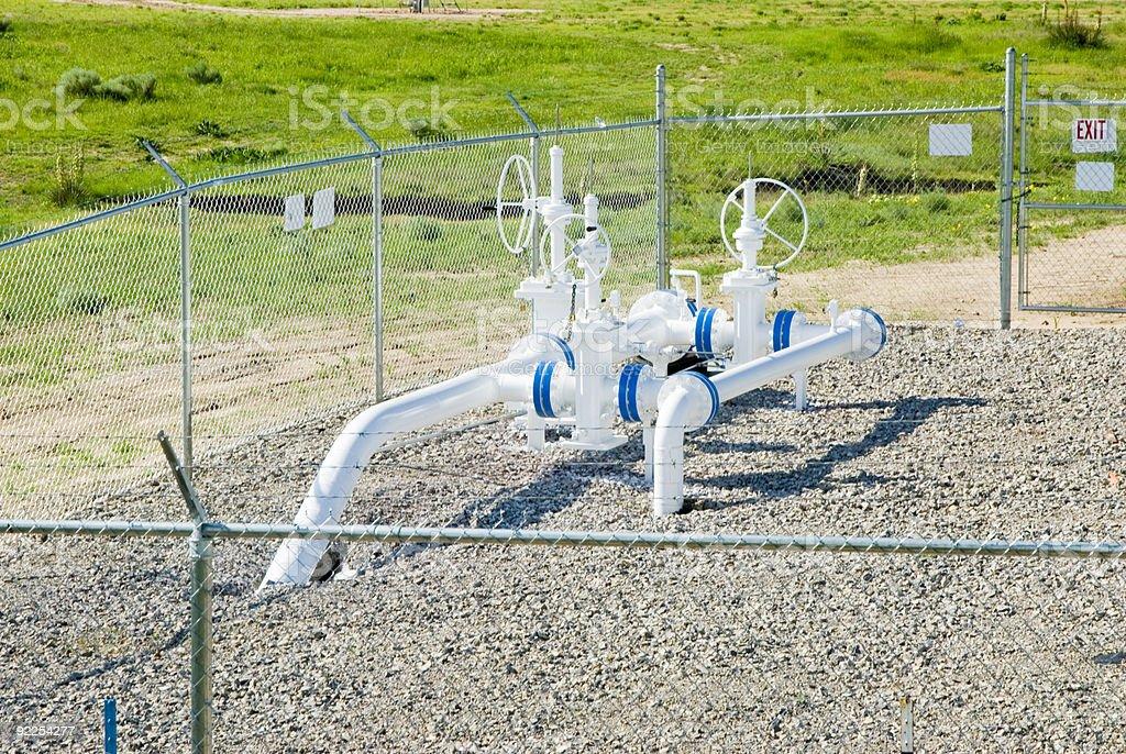 Pipeline 2 royalty-free stock photo