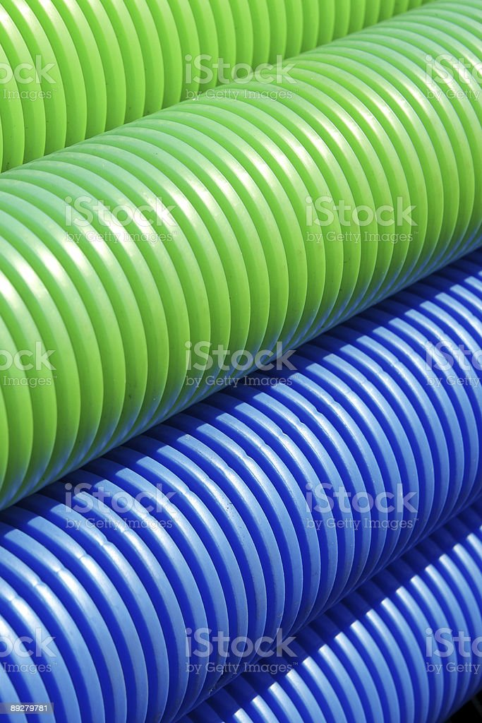 Pipes factory royalty-free stock photo