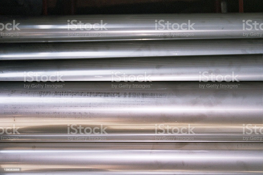 Pipes1 royalty-free stock photo