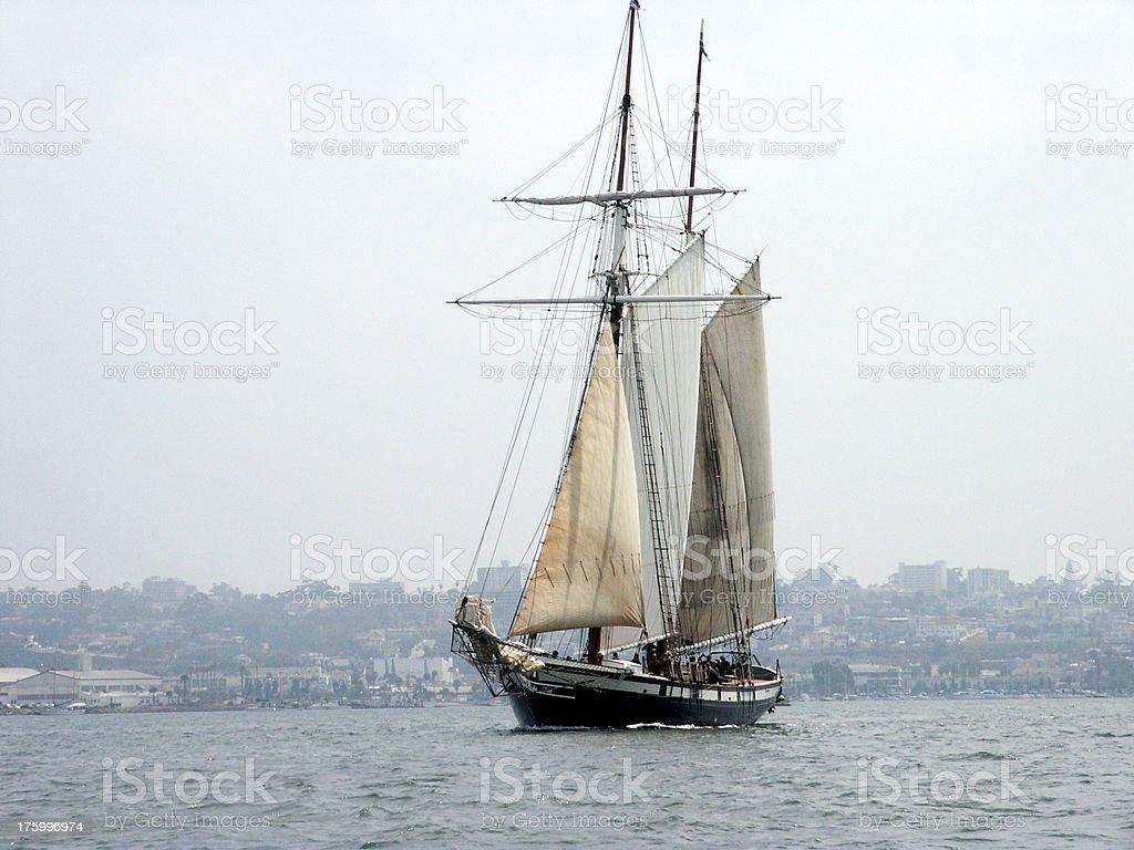 Pirate Ship 02 stock photo