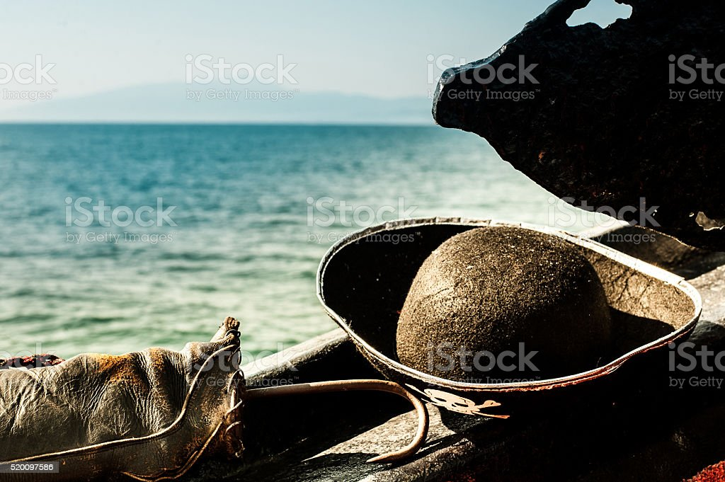 Pirates Objects stock photo