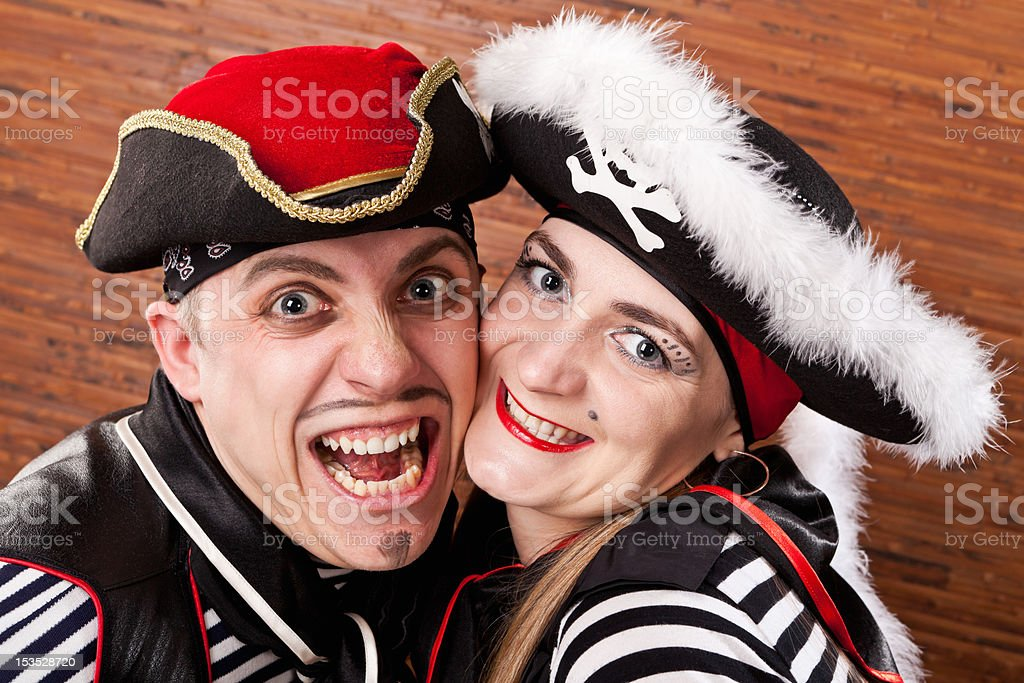 pirates royalty-free stock photo
