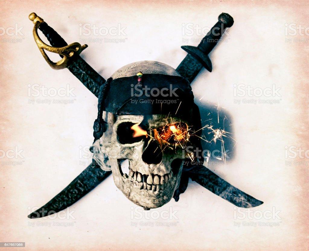 pirats stock photo