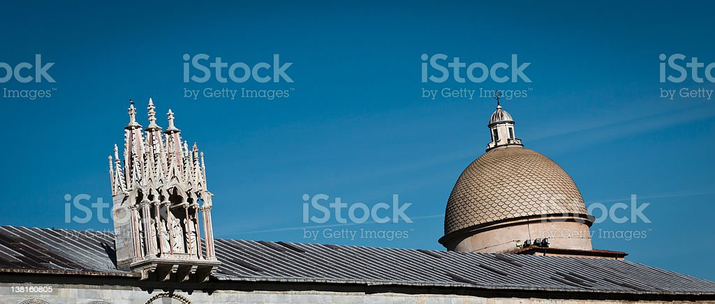 Pisa - Campo Santo royalty-free stock photo