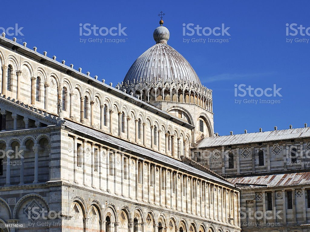 Pisa, Italy royalty-free stock photo