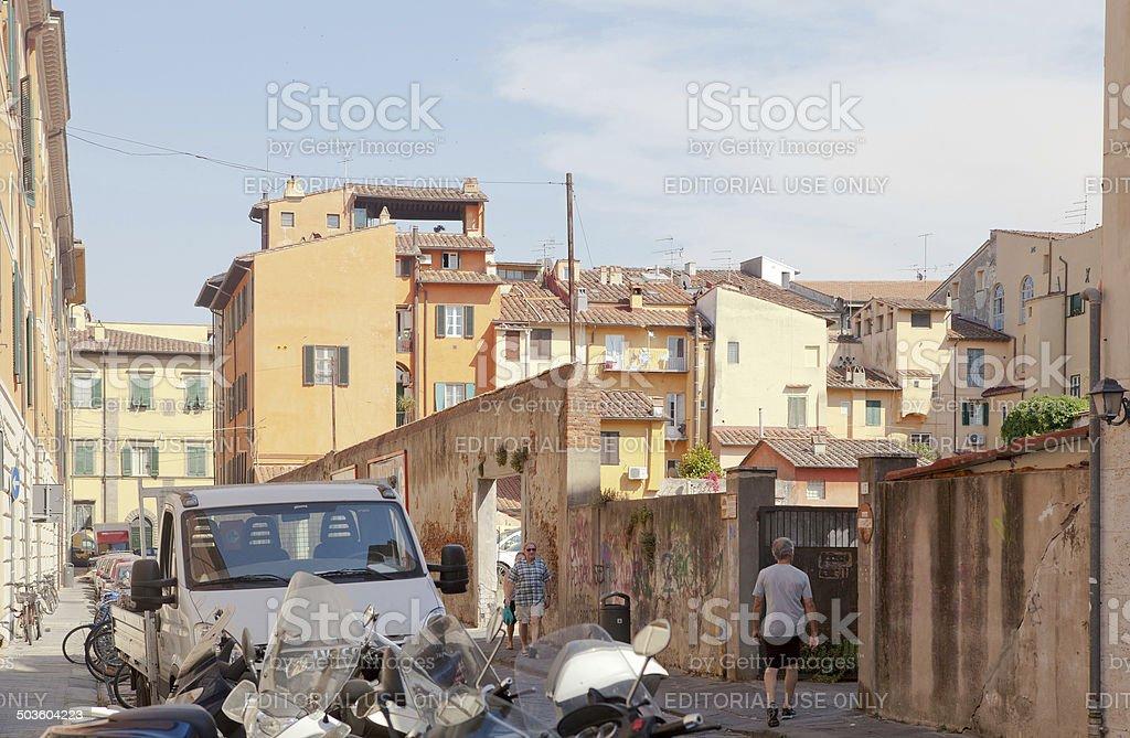 Pisa, Italy stock photo