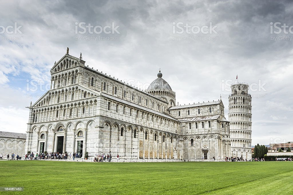 Pisa royalty-free stock photo