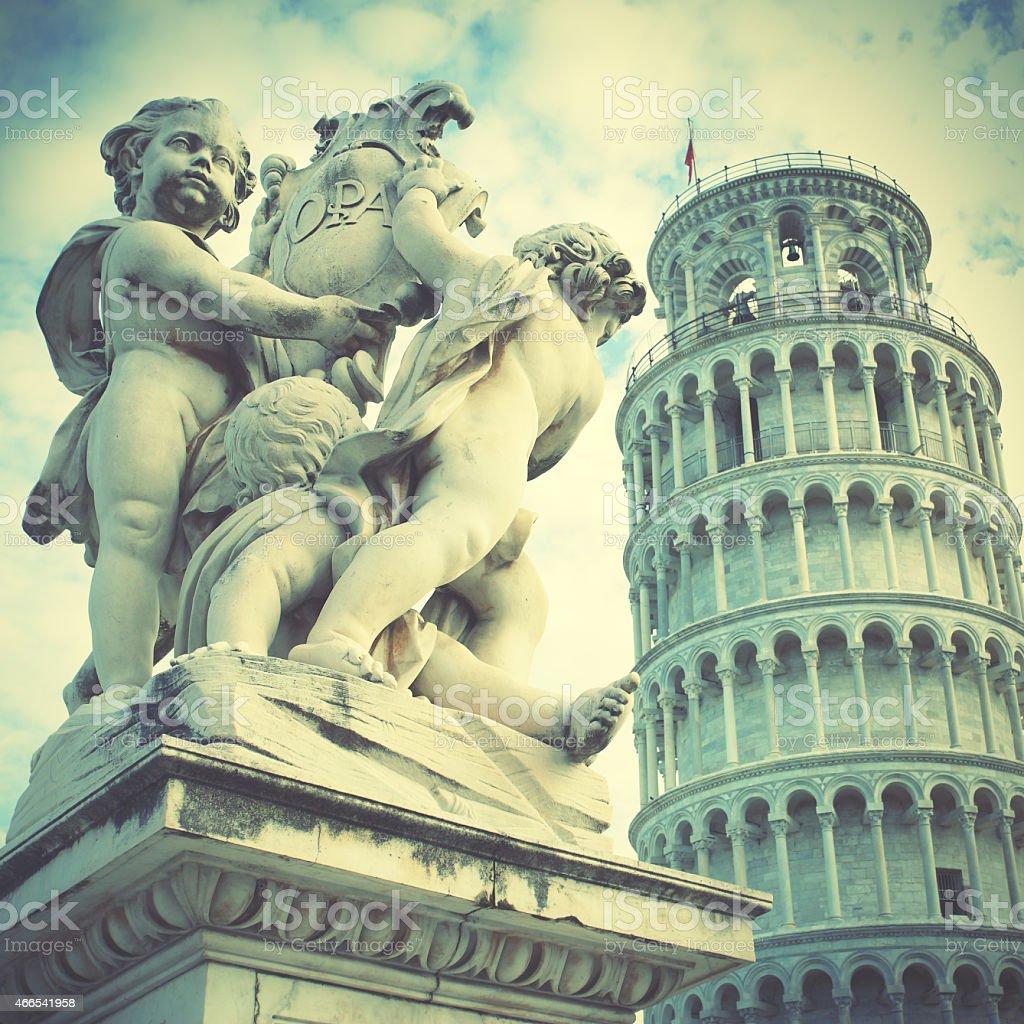 Pisa stock photo