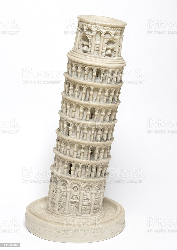 Pisa Souvenir stock photo