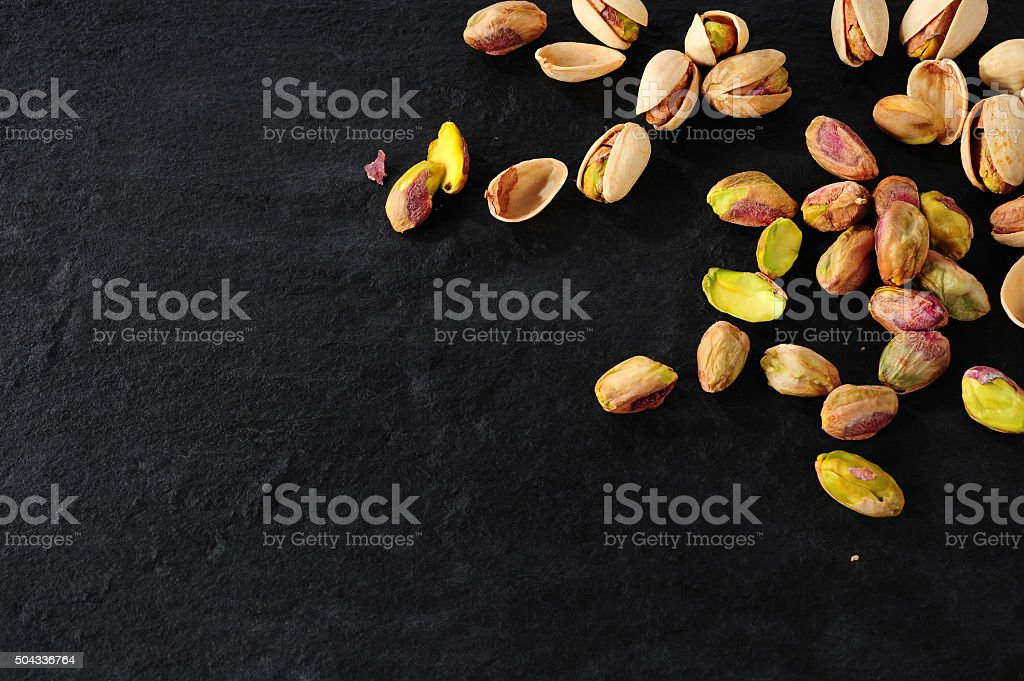Pistaccio still-life stock photo