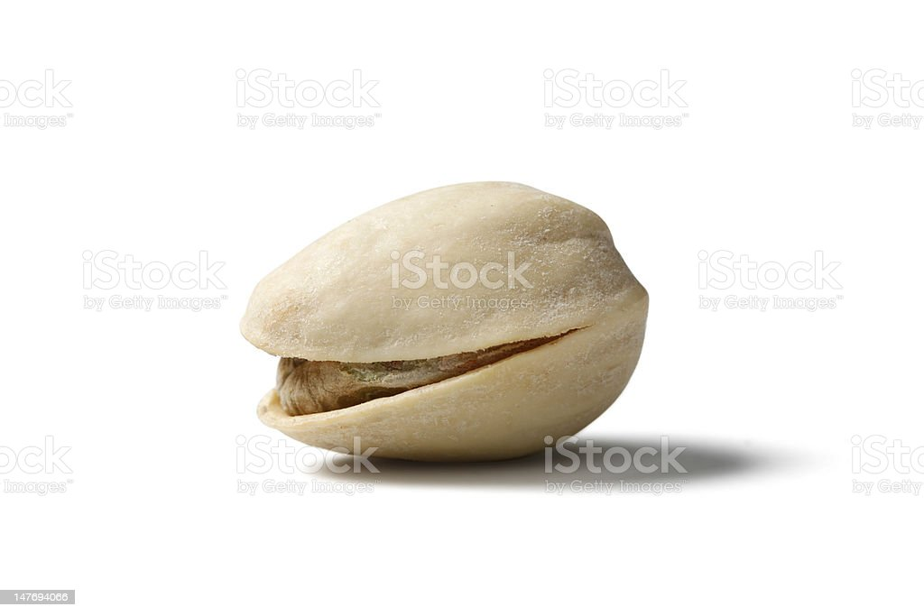 Pistachio Close up royalty-free stock photo