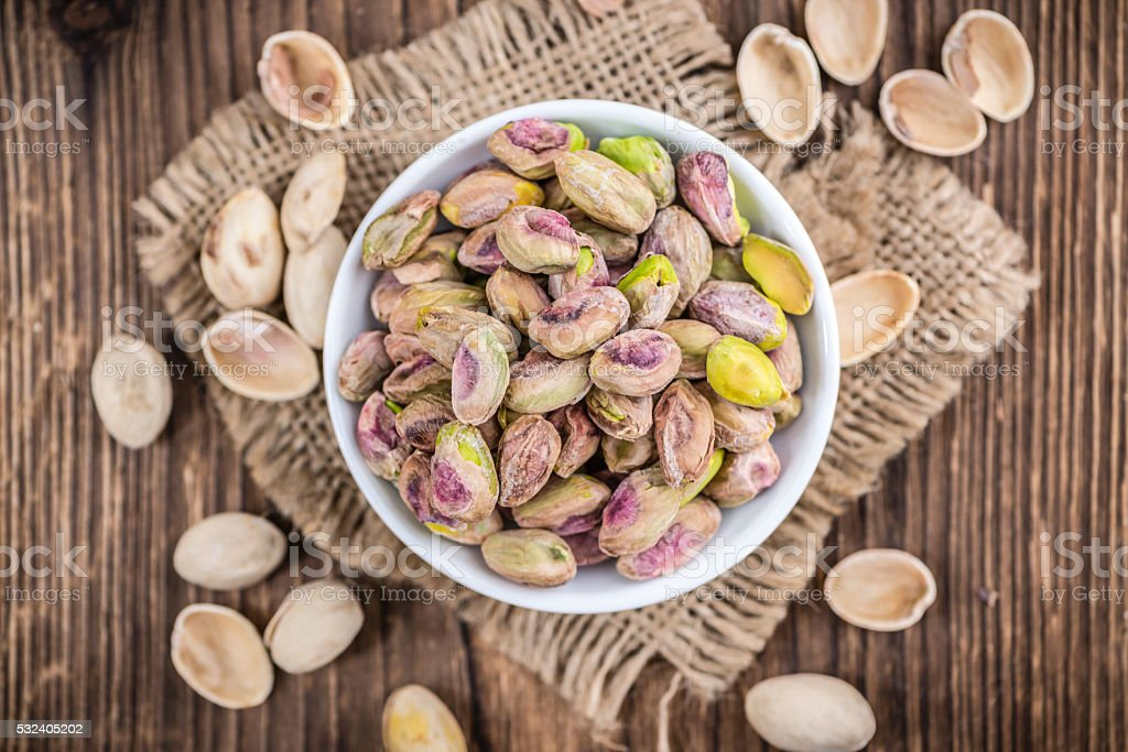 Pistachio Kernels stock photo