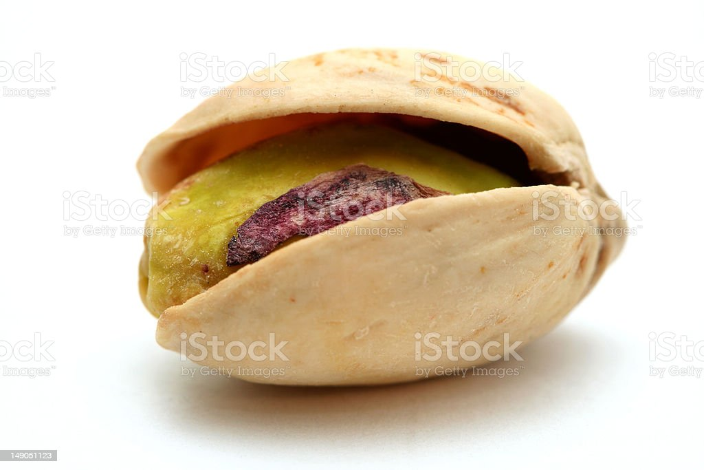 pistachio nut royalty-free stock photo
